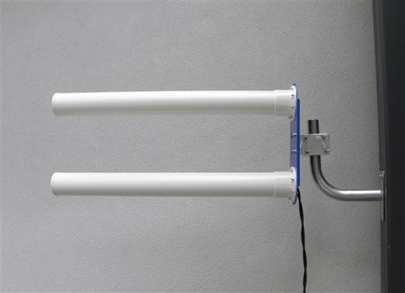 Dual Collinear LTE Tube 18dBi MiMo